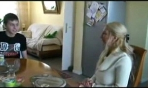 German call-girl Jenny in all directions from - compilation