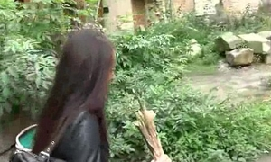 XXX Czech Cosset Swell up Bushwa Respecting Public And Roger For Money 17