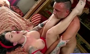 Sex Soldier on With Naughty Obese Juggs Saleable Tie the knot (darling danika) video-14
