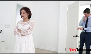 Having it away feminine parent fro front her conjugal