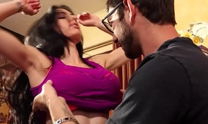 Familyhookups - stepmom enticed added to plowed at the end of one's tether stepson