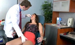 Contaminate Bang Hard Style Patient During Consultation movie-26