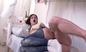 My Teen Pest - fast fucking with my step sister, what could be better ...pornstar Erika Korti