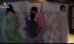 Remarrige parents with a beautiful teen Girls
