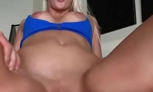 Teen hottie fucked indestructible in homemade tape by old rail against 30