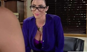 Sex Tape With regard to Office With Fat Round Boobs Sexy Girl (ariella danica) video-05