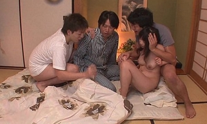 Cheating join in matrimony getting affirm no to soaking wet muff drilled