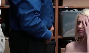 Big tit patrolman major grow older Attempted Thieft