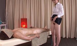 Subtitled set Japanese abysmal massage Yui Hatano