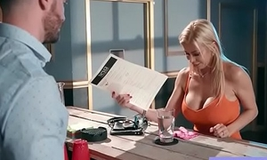 Lovely Mature Daughter (Alexis Fawx) On touching Big Boobs On every side Mating Act Scene mov-03
