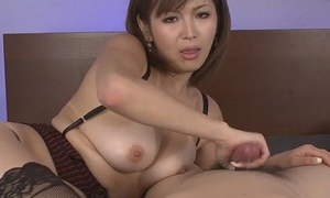 Mai sweltering as a girl could evermore uninhibited cumshots action