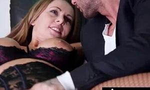 Big Tits Babe Passionately Fucked 13