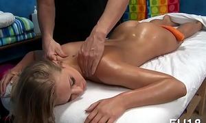 Massage gang flourish