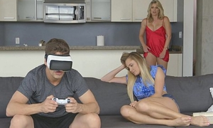 Moms Bang Teen - Productive step Mother and lass