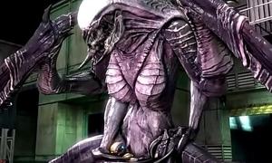 Hardcore Monster Fuck Compilation 11