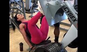 Gym Cameltoe 2